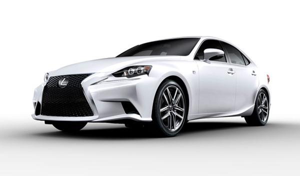 Lexus IS 200 2013