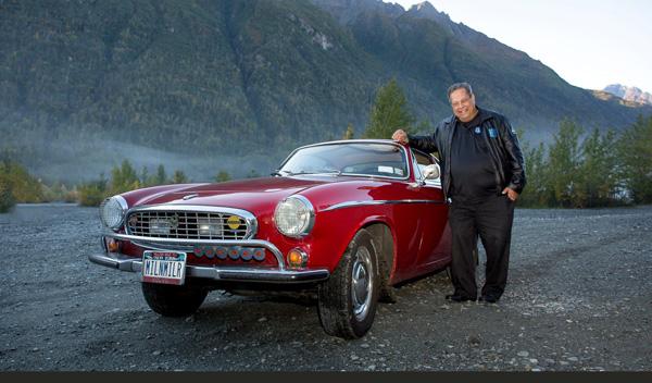 record volvo p1800 s 1966