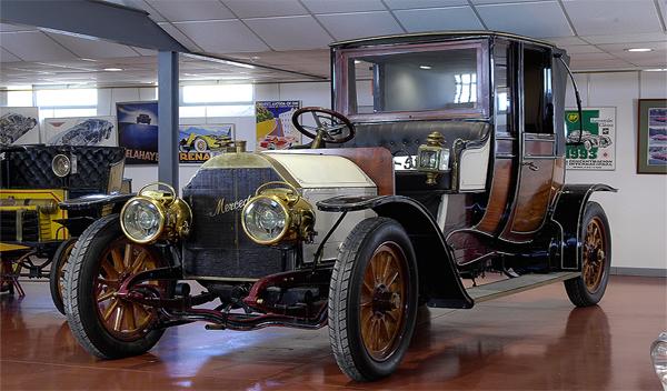 Mercedes Simplex de 1902