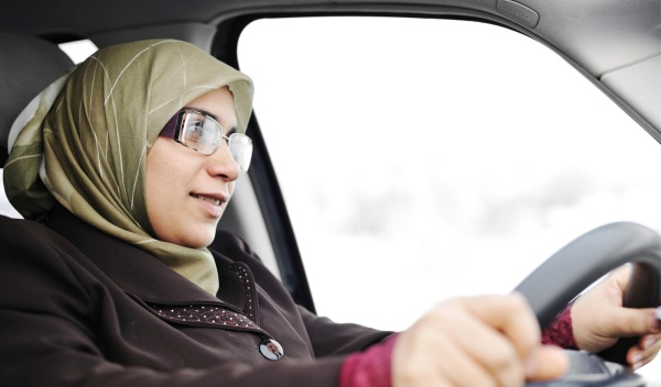 mujeres conductoras arabia saudí