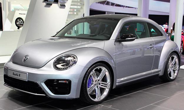 Volkswagen Beetle R delantera