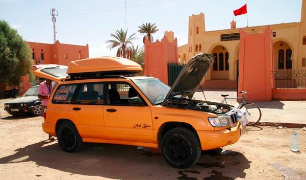 Subaru XV primera generación
