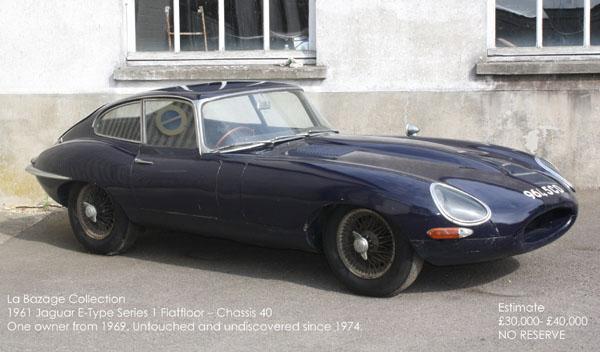Jaguar XType subasta