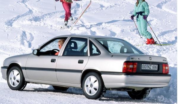 Opel Vectra 25 años 2
