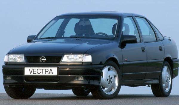Opel Vectra 25 años 4