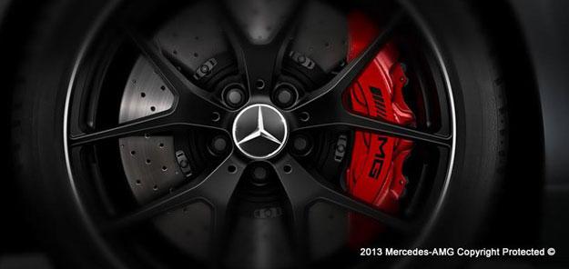 Mercedes AMG llanta