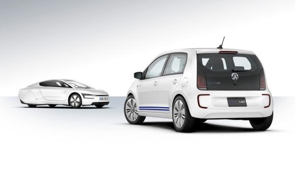 Volkswagen Twin-Up!