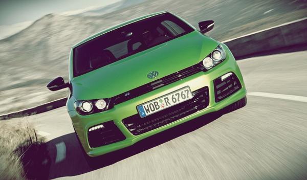 El Volkswagen Scirocco 2014 será solo un restyling.