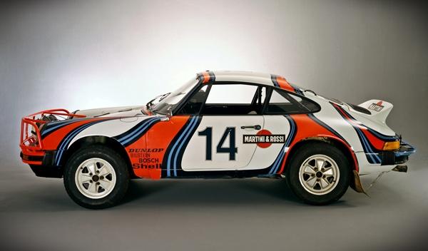 El Porsche 911 SC Safari de 1973