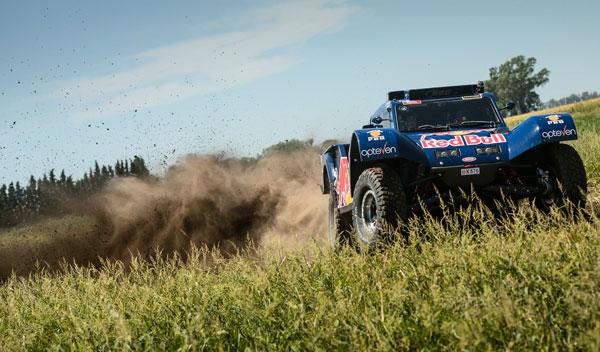 Carlos Sainz Rally Dakar