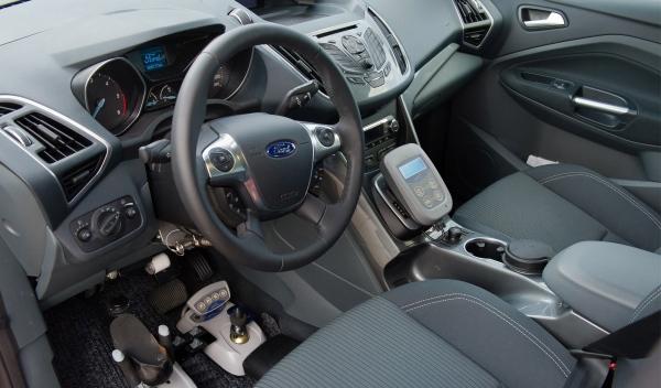 Plan adapta veh culos ford adaptados para discapacitados - Altura para ir sin silla en el coche ...