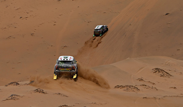 Mini X Raid Dakar 2014