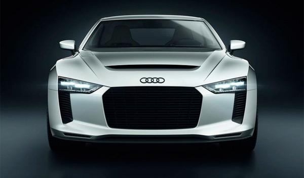 Audi R Un Diseño Que Aprueba Con Nota Autobildes - Audi r9