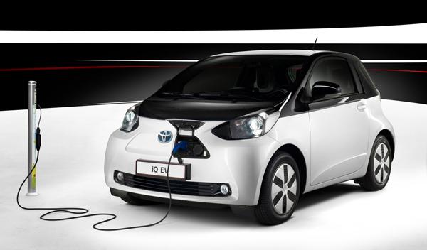Toyota iQ EV: la mínima expresión eléctrica