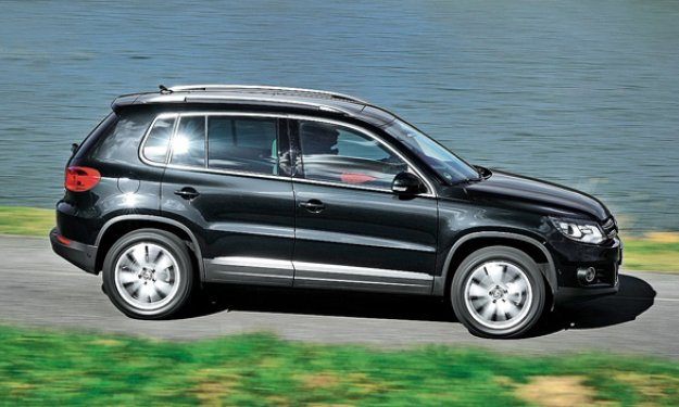 volkswagen llama a revisi n a tiguan. Black Bedroom Furniture Sets. Home Design Ideas