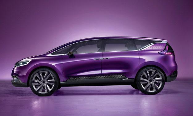 Renault Initiale Paris lateral