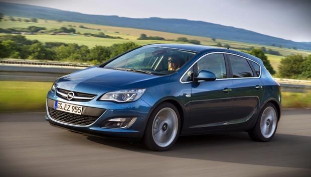 Opel Astra 1.6 CDTI 110 CV y 136 CV