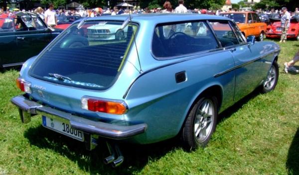 Volvo P1800 ES de 1970