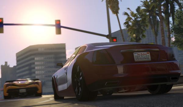 deportivos GTA V