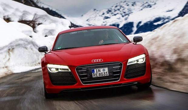 Retoman el proyecto del Audi R8 e-tron
