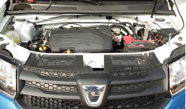 Motor Dacia Sandero Rally Cup 1.2 75 CV