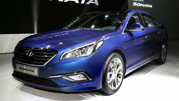 Hyundai Sonata 2015: llegará este año