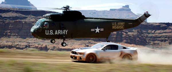 Need Ford Speed Película