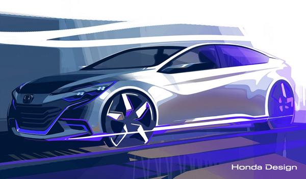 Honda concept Pekín 2014