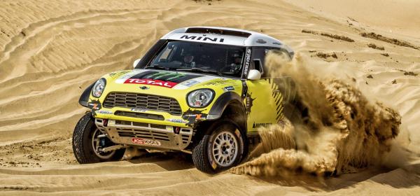 Mini ALL4 Racing2