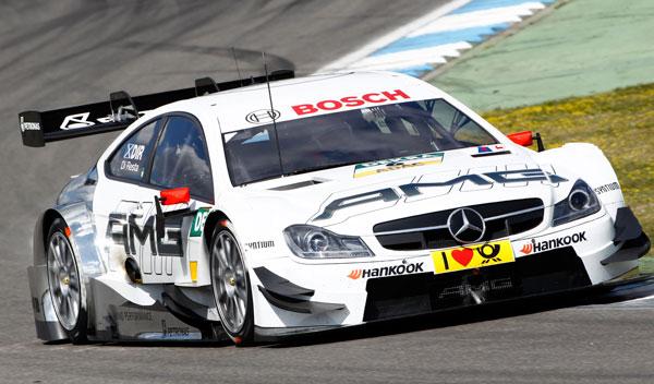 Mercedes DTM 2014