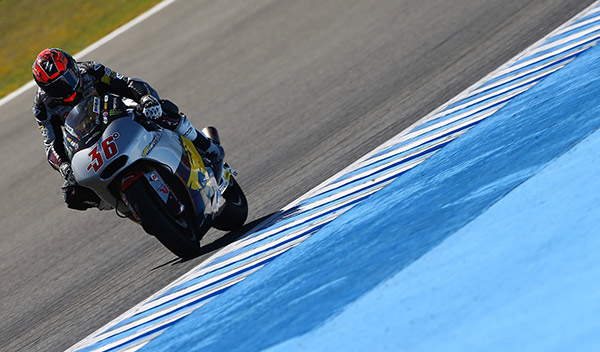 Clasificación Moto2 GP Jerez 2014