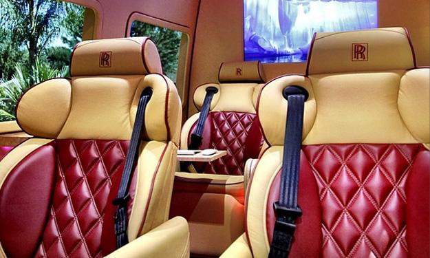 mercedes asientos