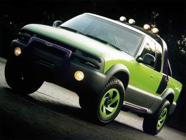 Chevrolet Highlander Concept