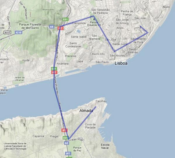 Turismo Lisboa etapa 2