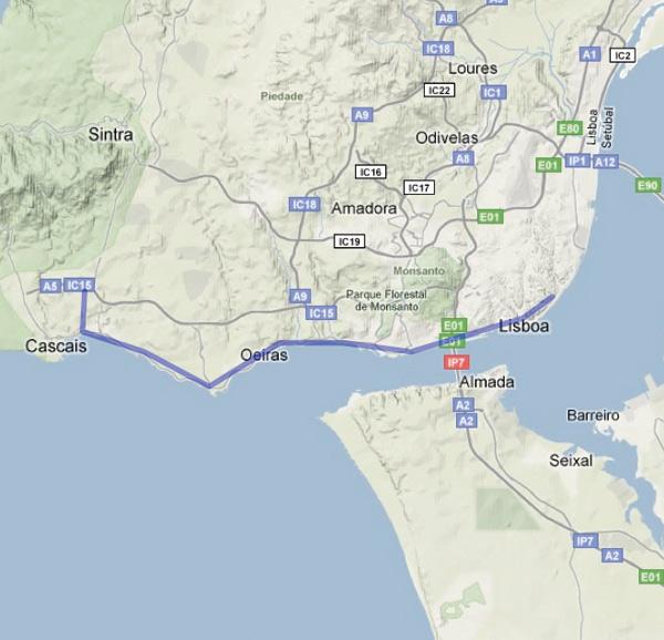 Turismo Lisboa etapa 3