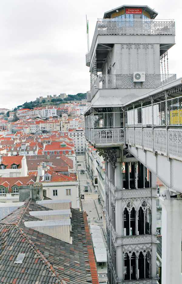 Elevador de Santa Justa Turismo Lisboa