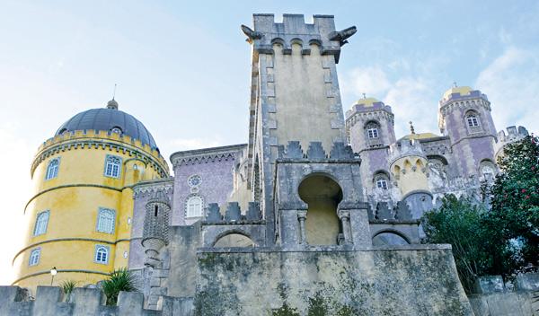 Palacio do Pena Visita Lisboa