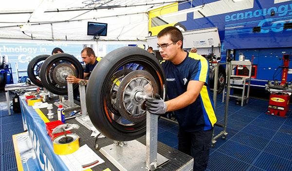 Michelin regresa a MotoGP