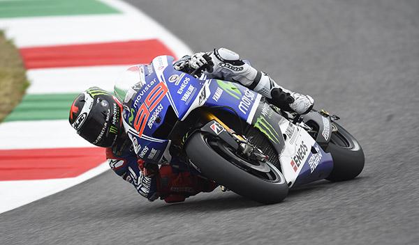 carrera MotoGP GP italia 2014 Jorge Lorenzo
