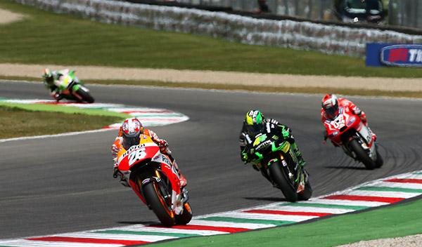 MotoGP GP italia 2104 Pedrosa