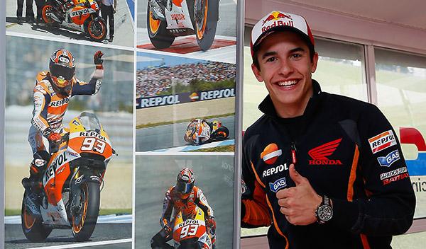 márquez Moto GP Cataluña 2014