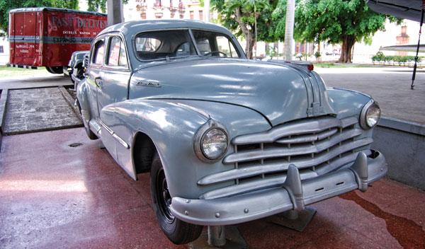 museo revolución cuba