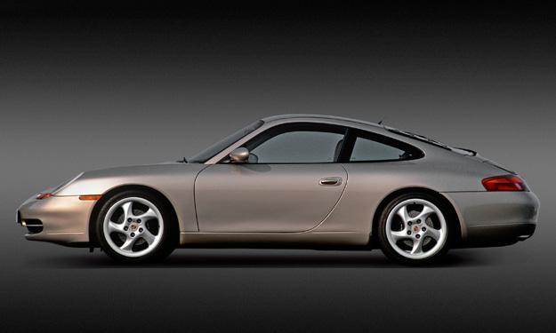 porsche 911 996 lateral