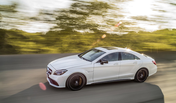 CLS 2015 AMG