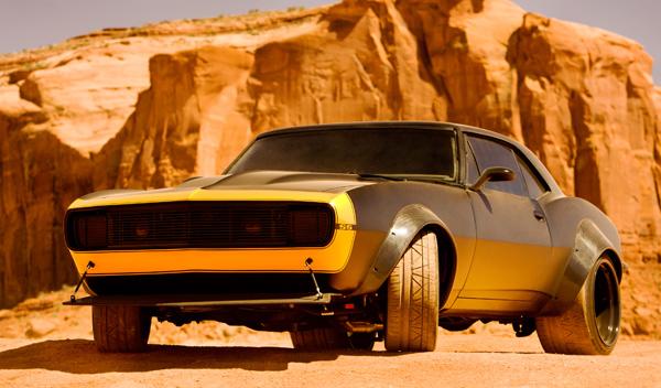 Transformers 4 Bumblebee Camaro 1967