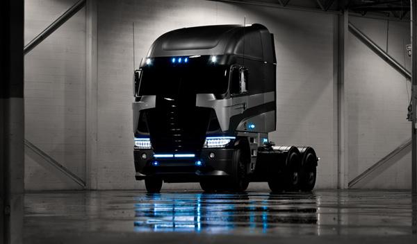 Transformers 4 galvatron freightliner