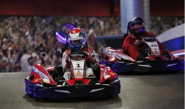 carrera Gené Audi karting