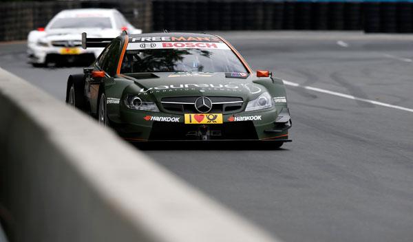 Mercedes DTM Robert Wickens