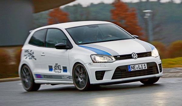 Racing Polo WRC