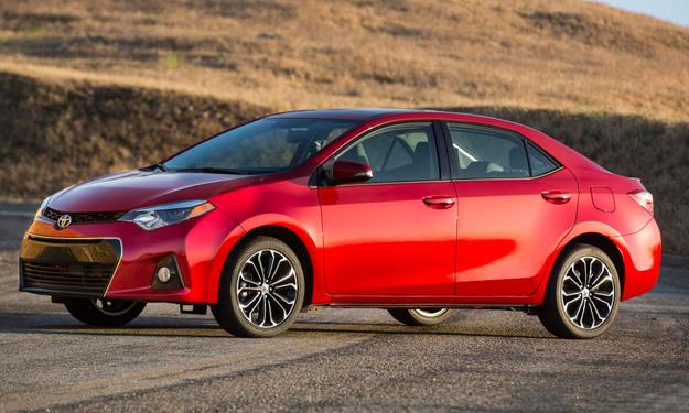 Los diez coches más vendidos del mundo en 2014